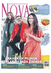 NOVA Magazine Cover ED 1665 January 2020