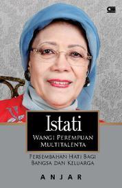 Cover Istati - Wangi Perempuan Multitalenta oleh
