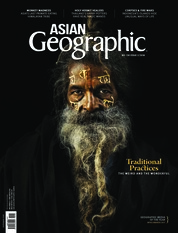 ASIAN Geographic / ED 130 MAY 2018