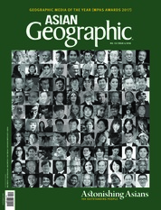 ASIAN Geographic / ED 132 SEP 2018
