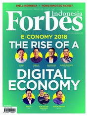 Forbes Indonesia / FEB 2018