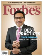 Forbes Indonesia / JUN 2018