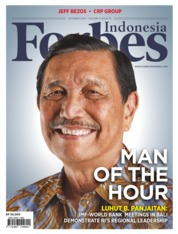 Forbes Indonesia / OCT 2018