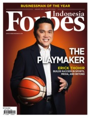 Forbes Indonesia / JAN 2019