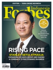 Forbes Indonesia / JUL 2019