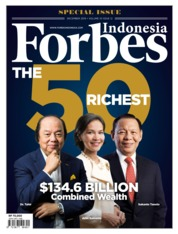 Forbes Indonesia / DEC 2019