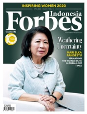Forbes Indonesia / APR 2020