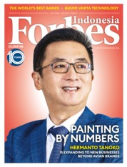 Forbes Indonesia / JUL 2020
