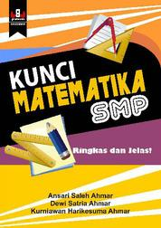 Cover KUNCI MATEMATIKA SMP oleh