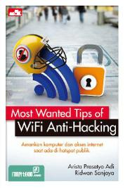 Cover Most Wanted Tips of Wifi Anti Hacking oleh