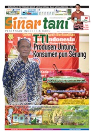 Sinar tani / ED 3803 JUN 2019