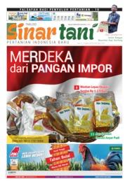 Cover Majalah Sinar tani ED 3810 Agustus 2019
