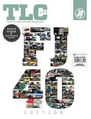 Cover Majalah TLC Life / 2013