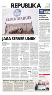 Koran Republika / 24 APR 2018