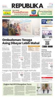 Koran Republika / 27 APR 2018
