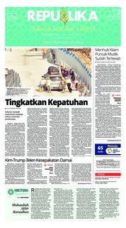 Koran Republika / 13 JUN 2018