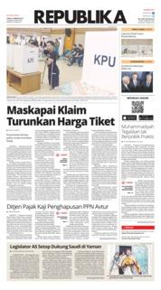 Koran Republika / 15 FEB 2019