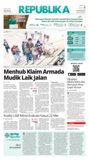 Koran Republika / 27 MAY 2019