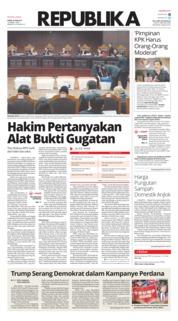 Koran Republika / 20 JUN 2019