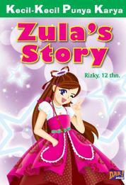 Cover Zula's Story oleh