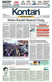 Koran Kontan / 24 FEB 2018