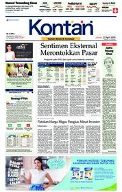 Koran Kontan / 27 APR 2018