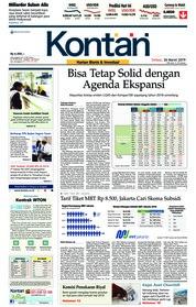 Koran Kontan / 26 MAR 2019