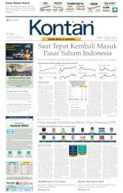Koran Kontan / 22 APR 2019