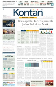 Koran Kontan / 26 AUG 2019