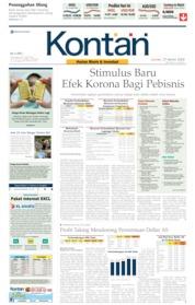 Koran Kontan / 27 MAR 2020