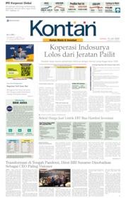Koran Kontan / 10 JUL 2020