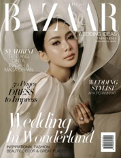 Harper's BAZAAR WEDDING IDEAS Indonesia / ED 01 SEP 2019