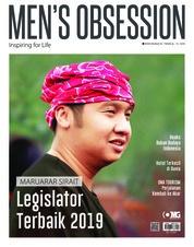 Men's Obsession ED Tahunan / MAR 2019 Magazine Cover