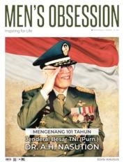Men's Obsession ED Tahunan / DEC 2019 Magazine Cover