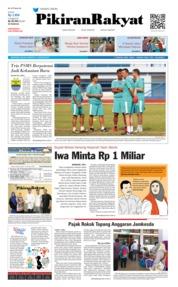 Pikiran Rakyat / 15 JAN 2019