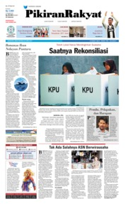 Pikiran Rakyat / 22 APR 2019