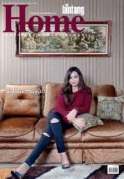 Cover Majalah bintang Home ED 378 Maret 2018