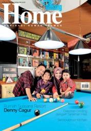 Cover Majalah bintang Home ED 383 Mei 2018