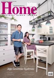 Cover Majalah bintang Home ED 385 Juni 2018