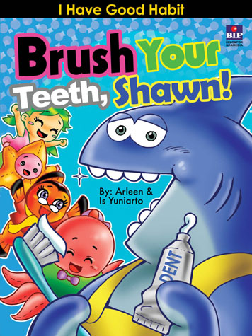 Brush your Teeth, Shawn! by Cover