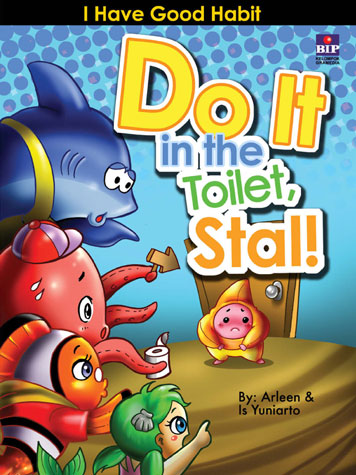 Do It in the Toilet, Stal! by Cover