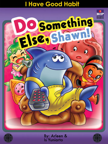 Do Somehing Else, Shawn! by Cover
