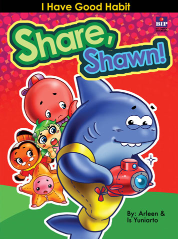 Share, Shawn! by Cover