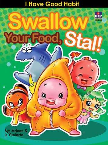 Swallow Your Food, Stall! by Cover