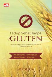 Cover Hidup Sehat Tanpa Gluten oleh