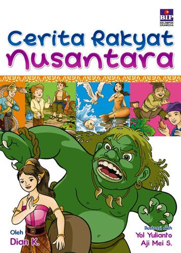 Cerita Rakyat Nusantara by Cover