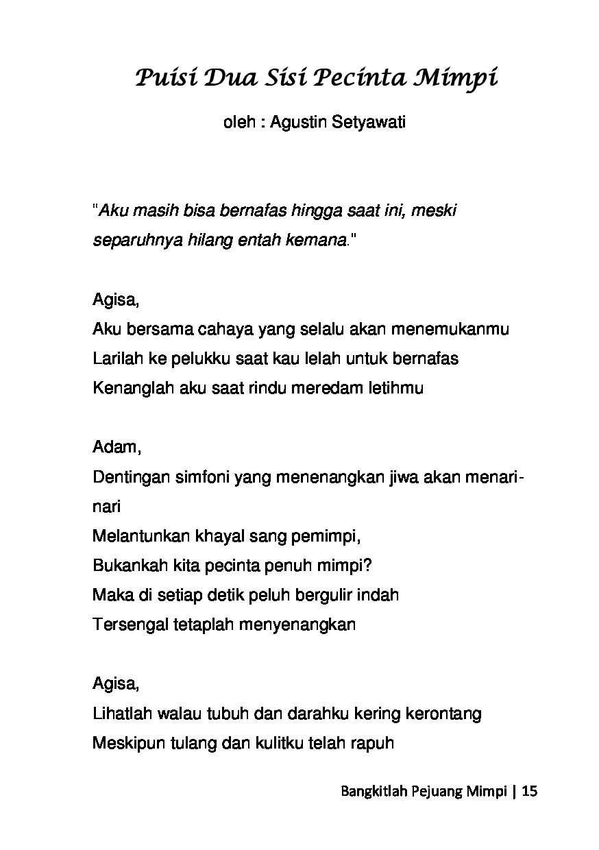 Jual Buku Bangkitlah Pejuang Mimpi Oleh Ahmad Teguh Fahruki Gigih