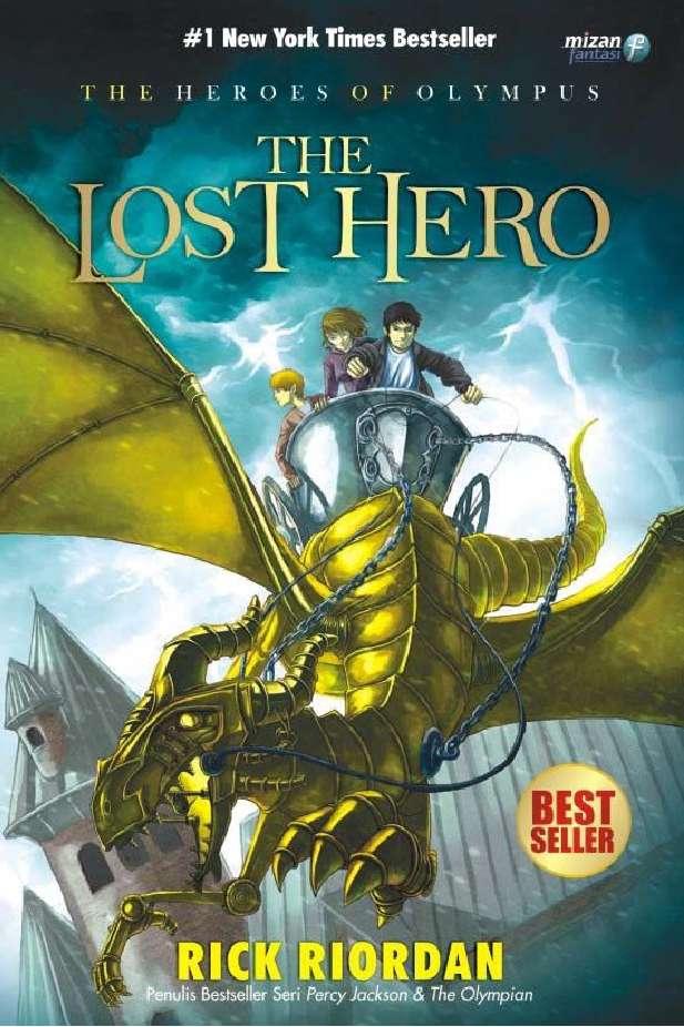 rick riordan the lost hero pdf