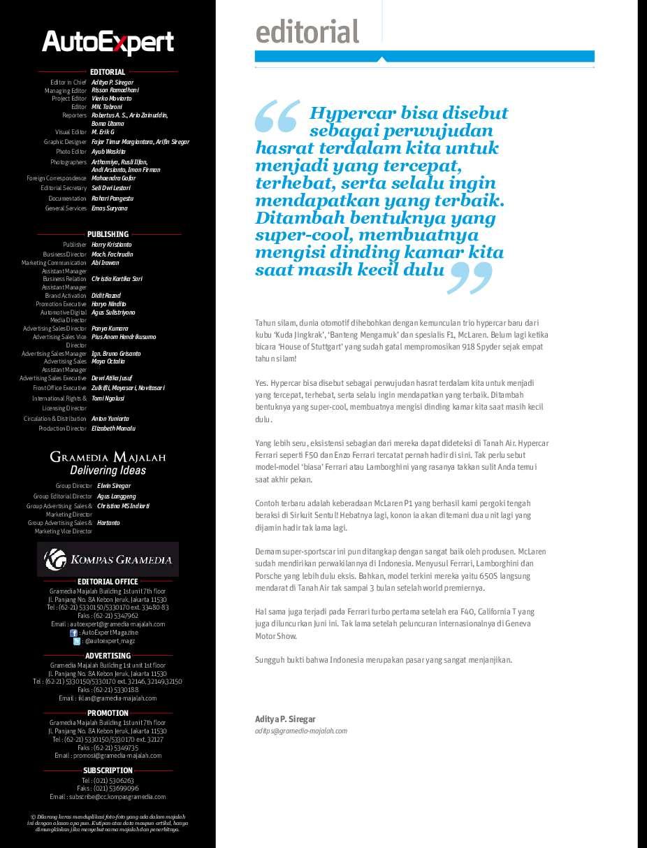 Auto Expert Magazine Ed 64 2014 Gramedia Digital