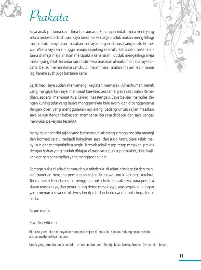 Jual Buku 400 Resep Kue Minuman Terfavorit Untuk Usaha Boga Oleh Sisca Soewitomo Gramedia Digital Indonesia
